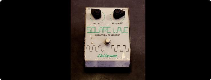 Dearmond Square Wave