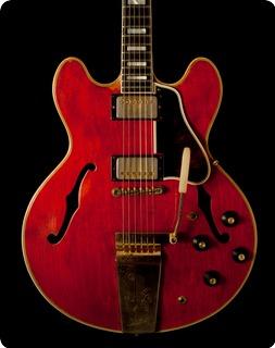 Gibson Es 355 Td 1967 Cherry