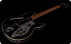 Rickenbacker John Kay 381 1989 Jetglo