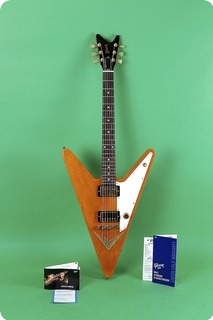 Gibson Reverse Flying V 2007 Natural