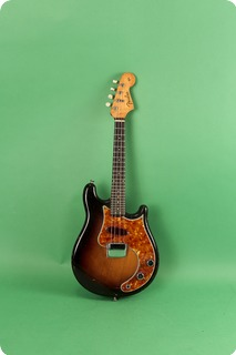 Fender Mandocaster Electric Mandolin 1959 Sunburst