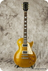 Gibson Les Paul Standard 1982 Gold Top