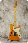 Fender Telecaster Thinline 1971 Natural