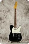 Fender Telecaster Custom AVRI 2008 Black