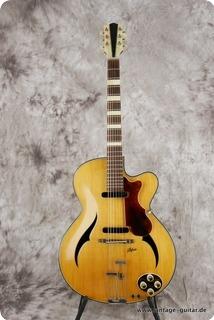 Hofner Model 459/s/e2 1956 Natural