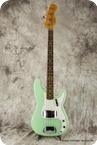 Fender-Precision Bass-Sea Foam Green