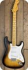 Fender Custom Shop Masterbuilt 50th Anniversary 1954 Stratocaster YURIY SHISHKOV 2004 Sunburst