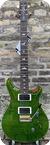 Paul Reed Smith Custom 24 EU 10top 2018 2018 Emerald Green