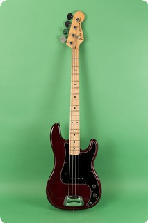 Fender Precision Bass 1977 Red