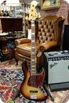 Fender Jazz Bass 1975 Sunburst