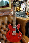 Gibson 61 ES 335 Sixties Cherry VOS Custom Shop 2019 Sixties Cherry