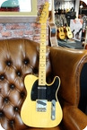 Fender 52 Telecaster Custom Shop Relic Butterscotch Blond 2016 Butterscotch Blond