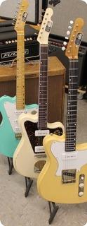 Vuorensaku Guitars T.family