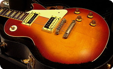 Tokai LS 60 Love Rock 1983 Dark Cherry Sunburst
