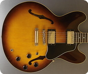 Gibson ES 335 DOT Reissue 1987 Tobacco Sunburst