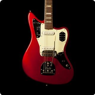 Fender Jaguar 1969 Candy Apple Red