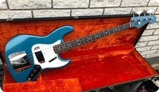 Fender Jazz Bass 1965 Lake Placid Blue