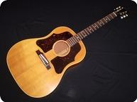 Gibson J50 1962 Natural