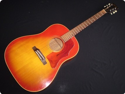 Gibson J45 1966 Sunburst