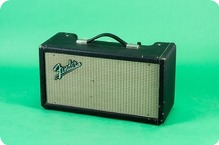 Fender Reverb Unit 1965 Black