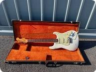 Fender Stratocaster 1963 Olympic White