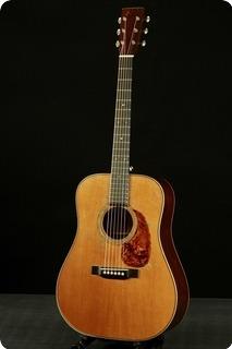 Pre War Guitars Co. Model Ihd Granadillo Distress Level 3 2020 Natural