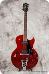 Guild Starfire III Wine Red