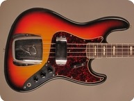 Fender Jazz Bass 1972 3 Tone Sunburst