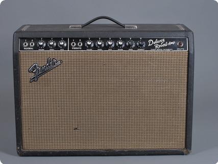 Fender Deluxe Reverb Amp 1965 Blackface