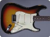 Fender Stratocaster 1964 3 Tone Sunburst