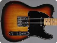 Fender Telecaster 1981 3 Tone Sunburst