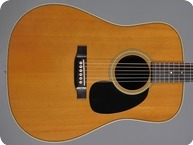 Martin HD28 1976 Natural Spruce Rosewood