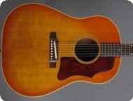 Gibson-J45-1964-Cherry Sunburst
