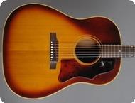 Gibson J45 1968 Cherry Sunburst