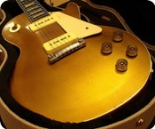 Real Guitars Custom Build 54 Goldtop 2020 Goldtop