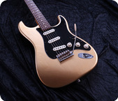 Fender Custom Shop Stratocaster Gold