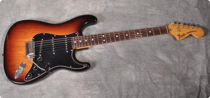 Fender Stratocaster 1979 Sunburst