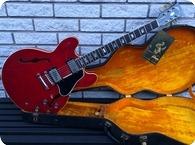 Gibson ES 335TD 1963 Cherry Red