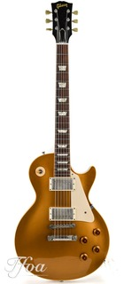 Gibson Les Paul 57 Gold Top Murphy Aged 2000