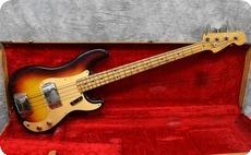 Fender Precision 1958 Sunburst