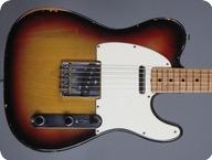 Fender-Telecaster-1972-3 Tone Sunburst