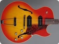 Gibson ES 125 TDC 1966 Cherry Sunburst