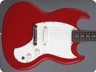 Kalamazoo Guitars KG1A 1968 Cardinal Red