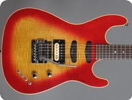 Heritage Stat 1986 Cherry Sunburst