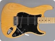 Fender Stratocaster 1977 Natural Ash