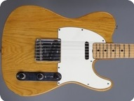 Fender Telecaster 1974 Natural Ash