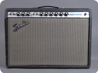 Fender Deluxe Rverb Amp 1973 Silverface