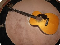 Martin 000 28 Herringbone 1943 Natural