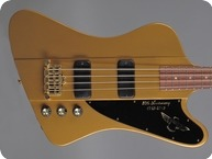 Gibson Thunderbird 50th Anniversary 2013 Bullion Gold