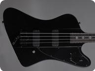 Gibson Nikki Sixx Signature Blackbird Bass 2001 Flat Black